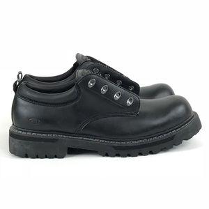 3c5122140d0e Skechers Shoes - Skechers Mens Black Causal Oxford Shoes Sz 13 EW